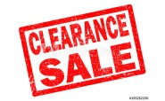 Lawn Bowls Stock Clearance Sale