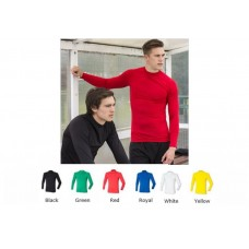 Base Layers Long Sleeves Assorted Colours