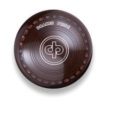 Drakes Pride Advantage Black & Brown Bowls
