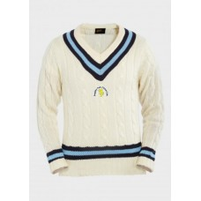 Burghley Park CC Knitted Jumper
