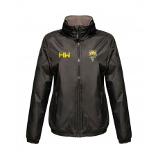 Glinton Wasps Ladies Black Jacket