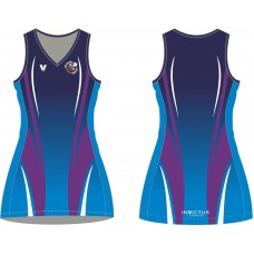 Shooting Stars Invictus Netball Dress