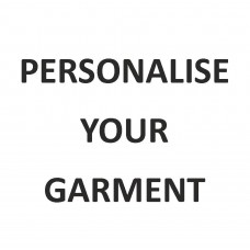 School Garment Personalisation Post Purchase