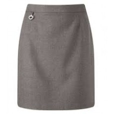 Amber Junior Grey Skirt
