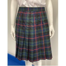"SWA Girls Tartan Wrap Around Skirt (22""-28"")"