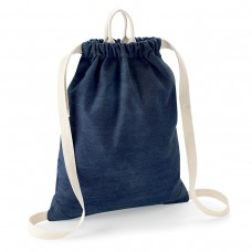 Denim Gym Sack