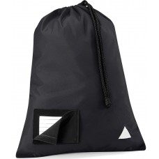 Junior Shoe Sac Black