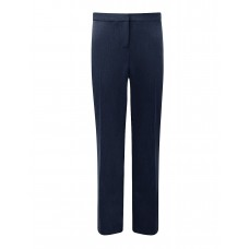 "Girls Navy School Trouser (30""-38"")"